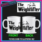 THE BODYBUILDER BODYBUILDING GYM WEIGHTLIFTER GIFT MUG
